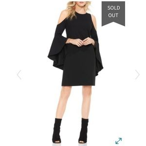 NWT Vince Camuto Bell Sleeve Dress